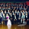 1986 :: Gruppenbild mit dem Porthcawl Male Choir